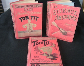 French Science Tom Tit