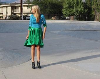 Clear Blue Sky dress.