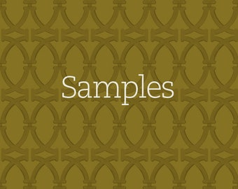 Peony Wall Stickers - SAMPLE SWATCH