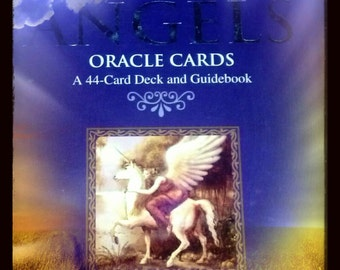 Daily Guidance from Your Angels Oracle Card Reading