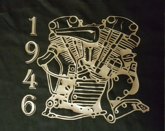 Knucklehead T-Shirt with year