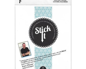 Mothers Day Special: Stick It Adhesive Sheets 8X6 5pk