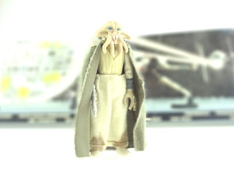 Squidhead Action Figure 1983 The Return Of The Jedi
