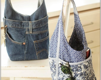 Chic Bucket Bag ePattern