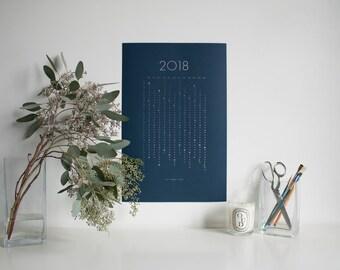 2018 Lunar Calendar