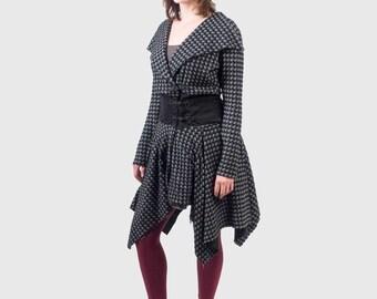 Knit-bit Jacket