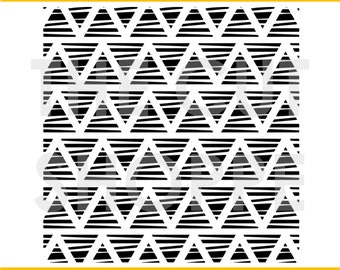 The Arrowheads background cut file is available in 8.5x11 and 12x12 sizes, for your scrapbooking and papercrafting projects.