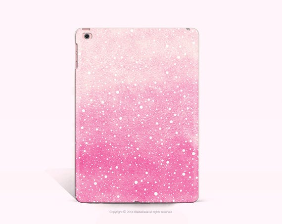iPad Pro 9.7 Case Pink Clear iPad Air 2 Soft Case iPad Mini 4 Case Clear iPad Case Cute iPad Cover Clear Floral iPad Mini 2 Case