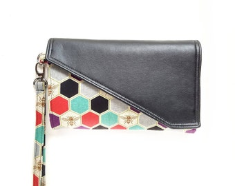 Travel Wallet Womens Passport Holder Travel Organiser Family Passport Holder Faux Leather Travel Clutch Traveller Gift for Her Wanderluster