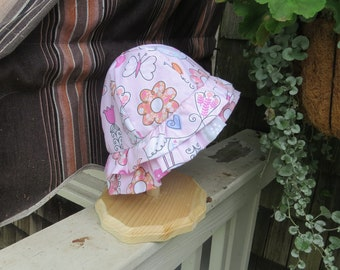 Toddlers summer hat