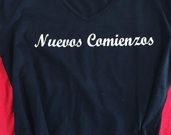 New Beginnings T shirt