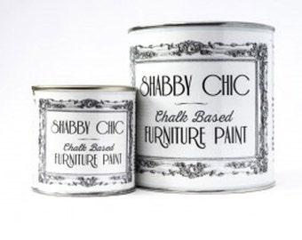 Shabby Chic Chalk Based Furniture Paint - 250ml