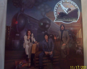 Three Dog Night's Coming Down Your Way recorded vinyl