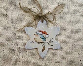 Snow Flake Ornament