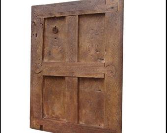 Marrakech Brown Moroccan Door or Shutter & Moroccan doors | Etsy