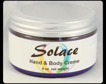 Solace Hand & Body Creme