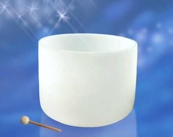 Crystal Singing Bowl
