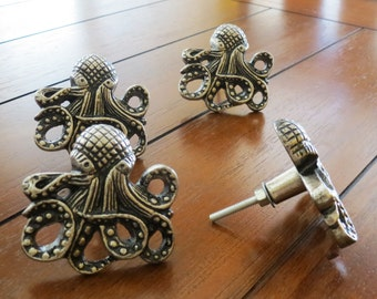 Quick View. Octopus Shaped Knobs / Extra Large Drawer ...