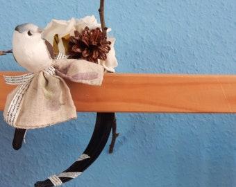 Insana Headband faun floral fairy style