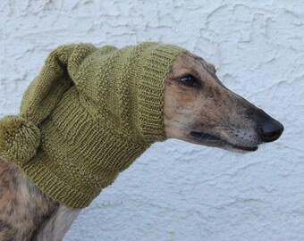 Greyhound hat, Greyhound - Galgo - Sighthound hat, greyhound hat