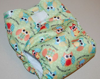 LuluBellDesigns SURPRISE All in One AIO Cloth Diaper Prints NB S M L