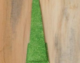 Cedar Shingle Tree Series, Triangular Tree