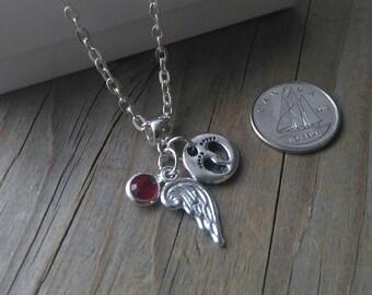 Remembrance / Infant Loss / Memorial Necklace