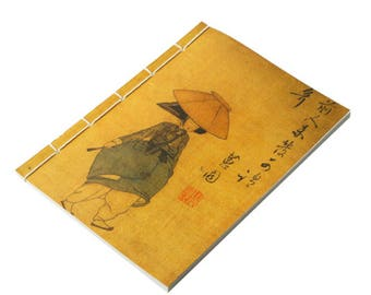 Korean Traditional Notebook Blank notebook Jotter Traditional Style