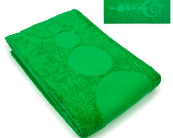 Crop Circle Beach Towel (28x59 inches)