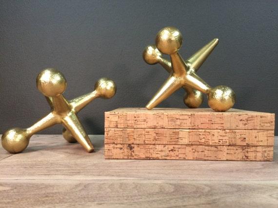 Gold Jacks Home Decor Unique Mid Century Modern Style Jacksrhetsy: Jacks Home Decor At Home Improvement Advice
