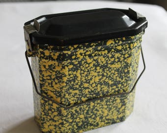 Vintage French Gemmel Lunch Tin