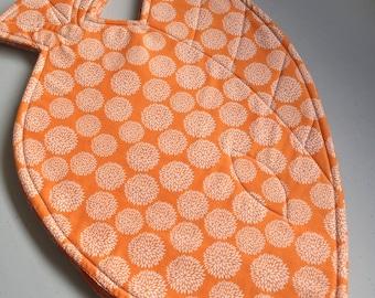 Fish Placemats (set of 4) Orange