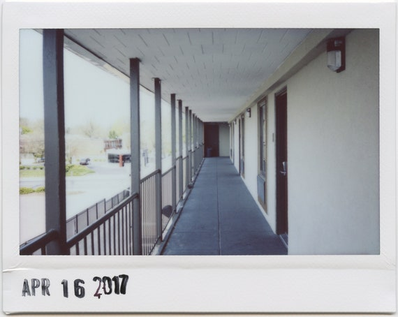 Another Dirty Room shot (Last of the Fuji Instax Wide Shots)