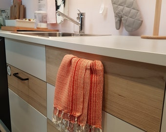Kitchen Towel!Dish cloth Best for a stylish kitchen. Customize your own kitchen!Cotton Turkish Towels, Eco Friendly, Organic, Medium Size