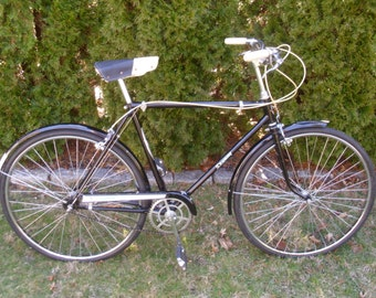ON SALE   Vintage  1960's  Mens' Skyway 3 Speed Bicycle  PICK-Up Only!!
