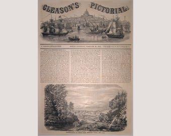 Little Falls – New York  - 1853