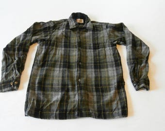 60's B.V.D Work Shirt Made to Last