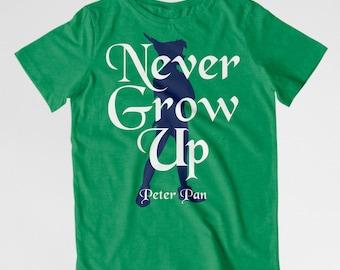 Disney shirt toddler youth Peter Pan Toddler Disney t-shirt