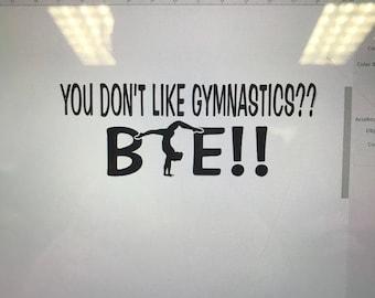 BYE gymnastics