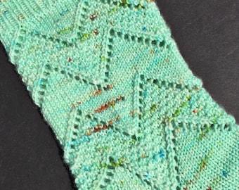 Vaguely Summery Socks