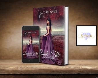 Book Cover ~ Premade Book Cover ~ Romance ~ Thriller ~ Suspense ~ Magic ~ Paranormal ~ Fantasy ~ Ebook Cover