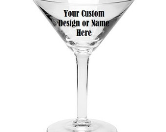 Martini glass 7.5ozs