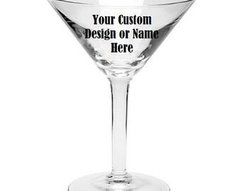 Martini glass 7.5ozs