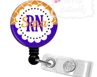 UF personalized Badge Reel