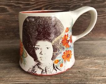 Betty Davis Mug