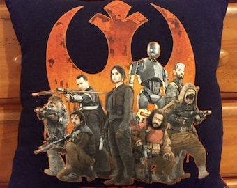 """Star Wars: Rogue One 18"""" by 18"""" Decorative Pillow"""