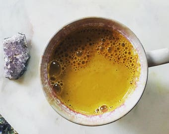 Golden Milk | turmeric | detox drink | tea | gifts for her | gifts for him | health drink | turmeric tea | organic