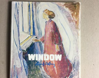 Window by Signe Lund Strong (1992, Hardcover) SIGNED!