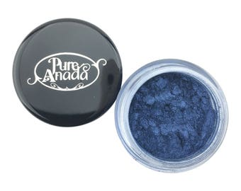 Luminous Eye Colour - Nautical, Loose Mineral, Navy Blue