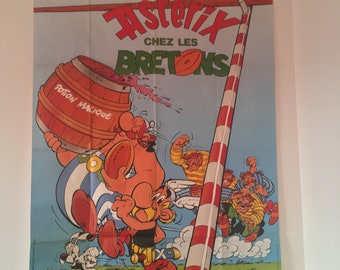 3 posters movie Asterix & Obelix